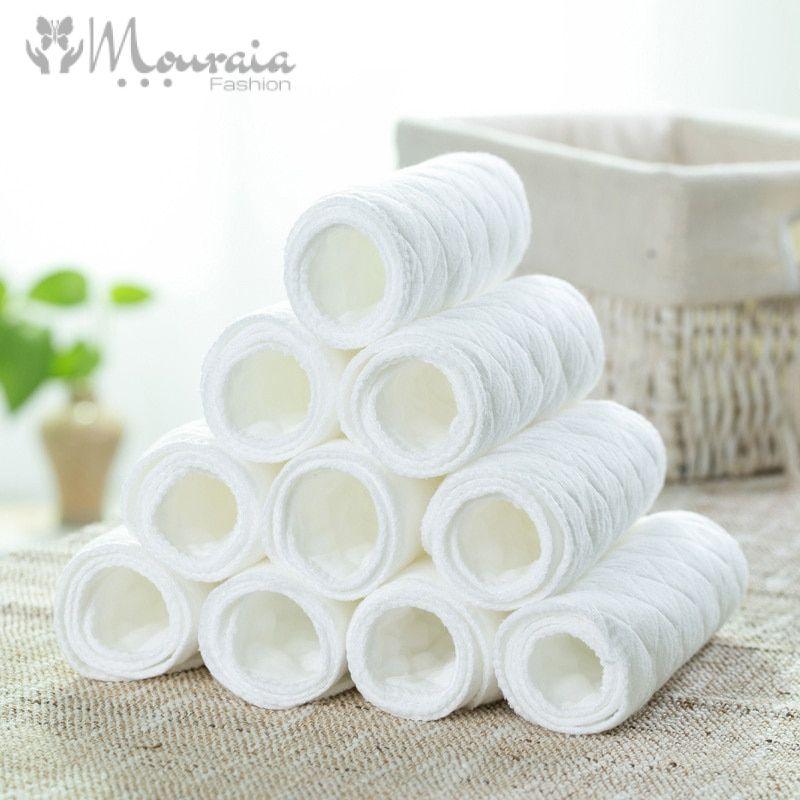 Reusable Soft Cotton Washable Baby Diaper