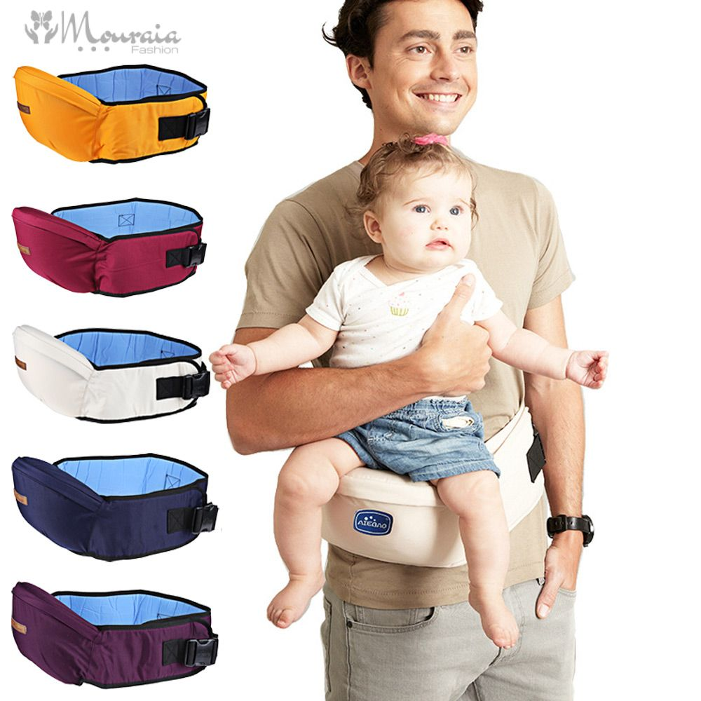 Ergonomic Baby Carrier Hip Seat Sling
