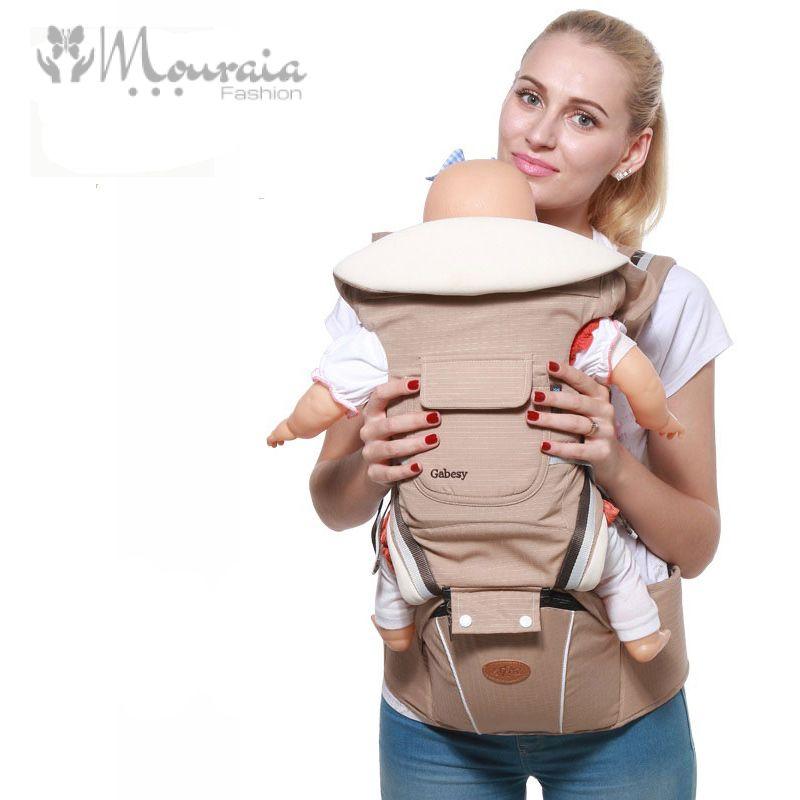 Luxury Ergonomic Multifunctional Baby Slings