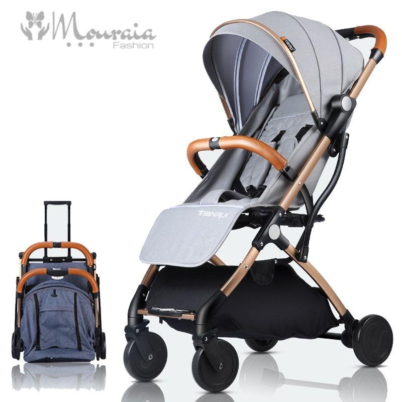 Baby's Light Plain Stroller